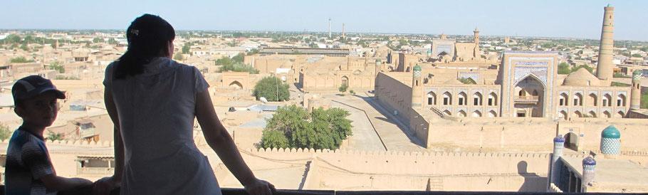 Chiwa Usbekistan,