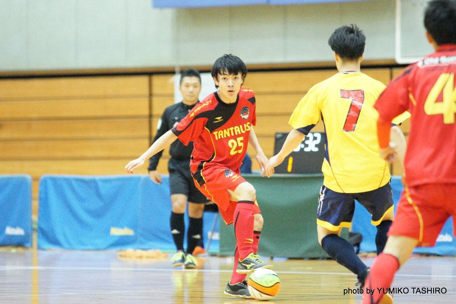 2月20日に行われた参入戦1回戦、栃木県代表インファーチル峰FCと対戦し5対3で勝利を収めた。