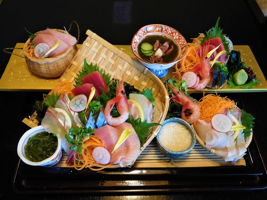 刺身 豊川 和食 海鮮 ととや 豊川市田店