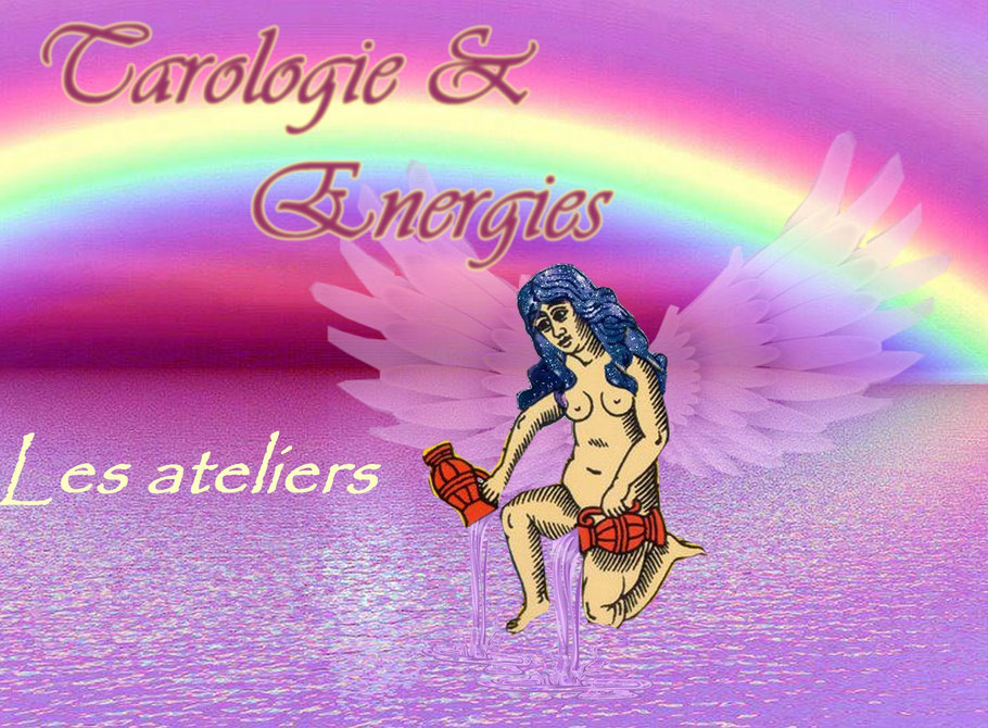 tarot et énergies