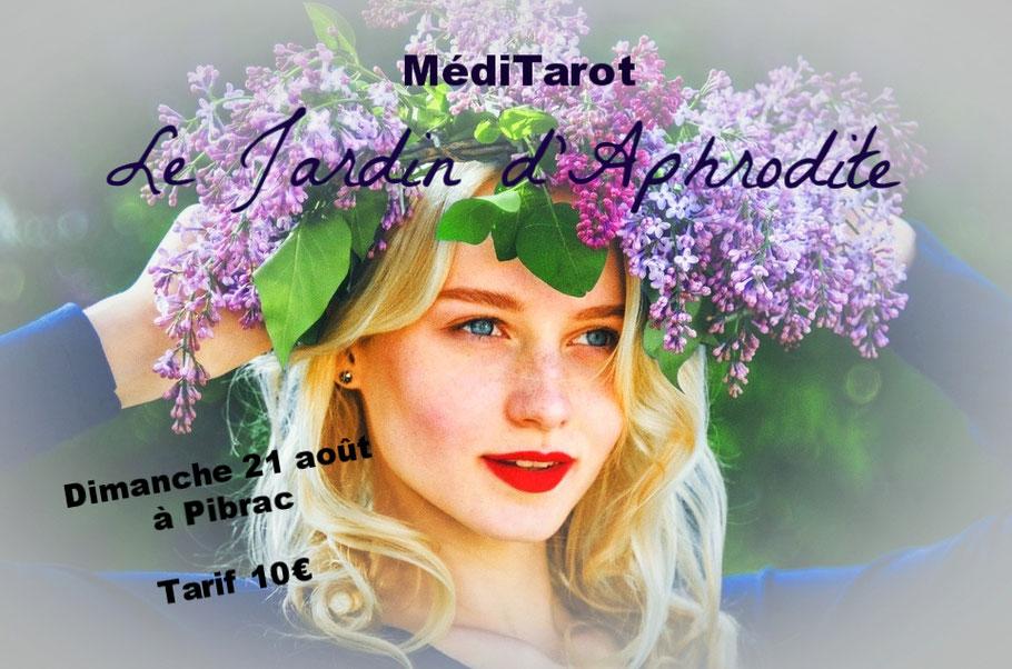 Méditarot Tarot meditation toulouse