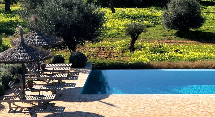 Haus mit Pool - erstellt von Cala Pi Homes