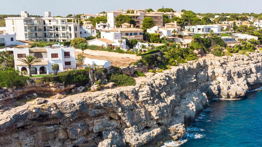Neubauprojekte mit Meerblick auf Mallorca