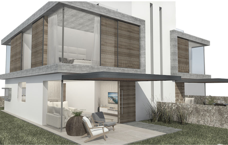 Musterhaus Mallorca besichtigen