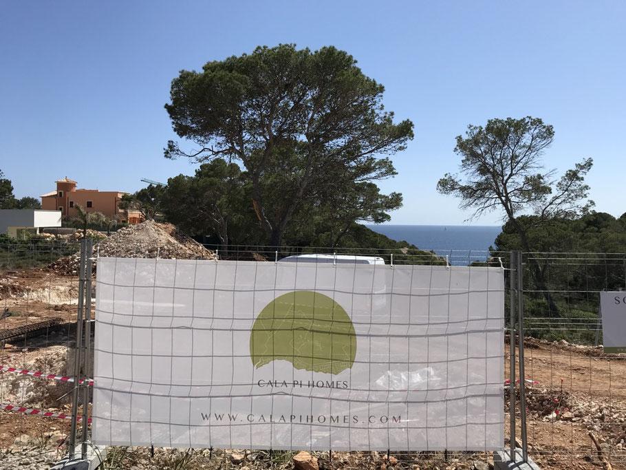 Baugrundstück in Cala Pi Mallorca