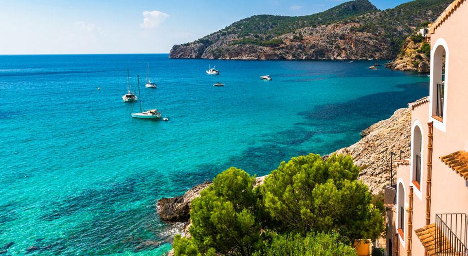 Grundstück Mallorca kaufen zum günstigen Preis und mit Meerblick in diesen Lagen noch möglich