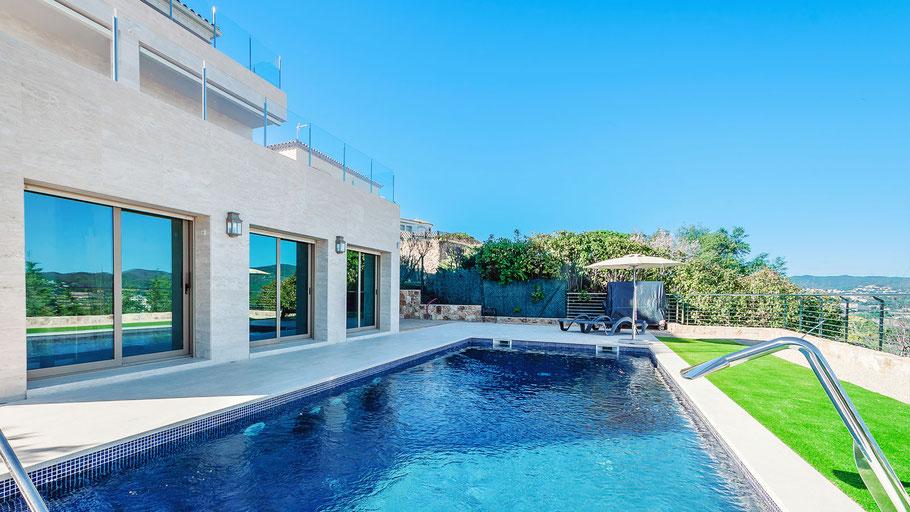 Neubauprojekt Villa von Cala Pi Homes Mallorca