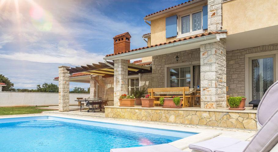 Grundstück mit Haus auf Mallorca