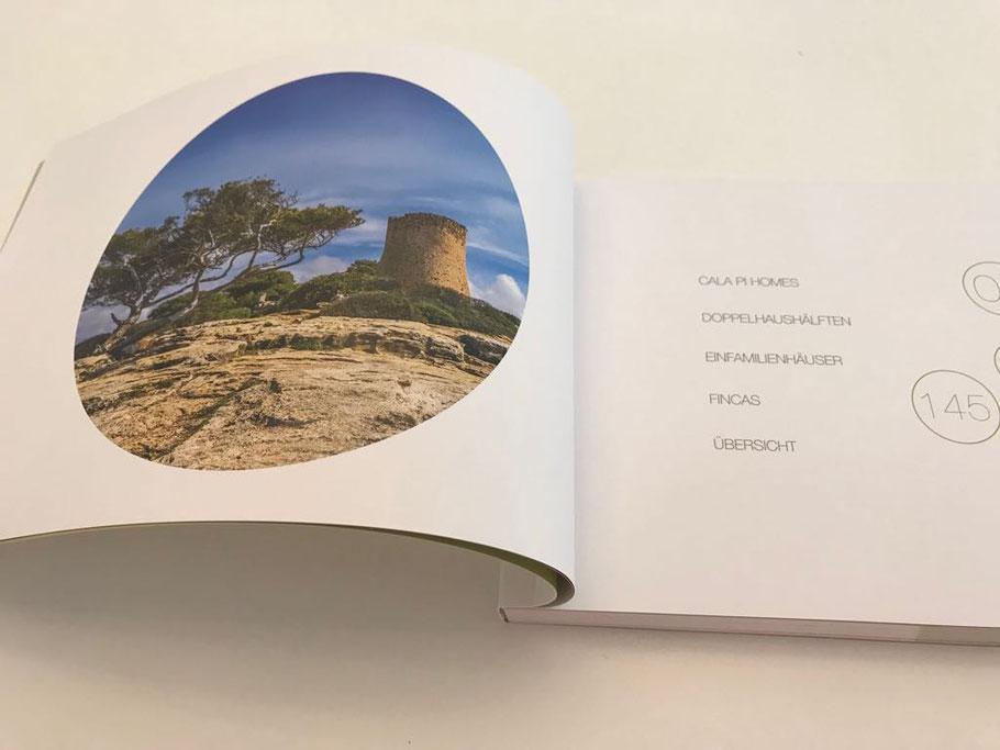Mallorca Immobilien von Cala Pi Homes im aktuellen Katalog