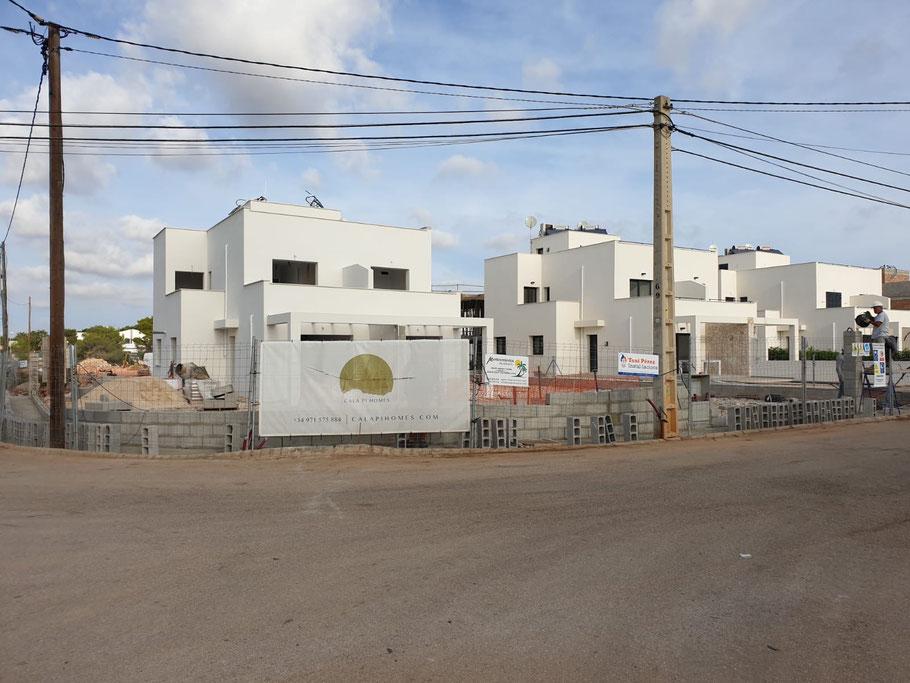 Kapitalanlage in Baufeld auf Mallorca
