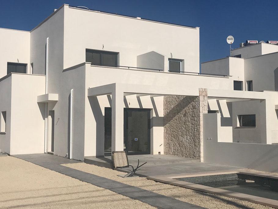 Doppelhaushälfte Neubau Cala Pi Mallorca