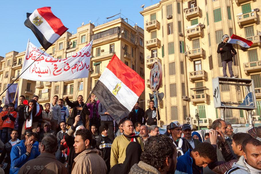 Tahrir, Cairo, Egypt