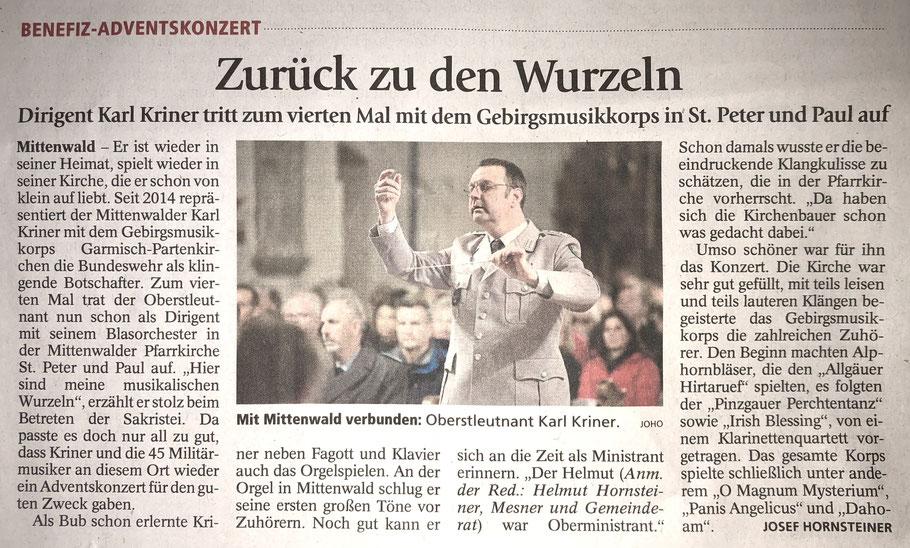 Garmisch-Partenkirchner Tagblatt vom 12.12.2017