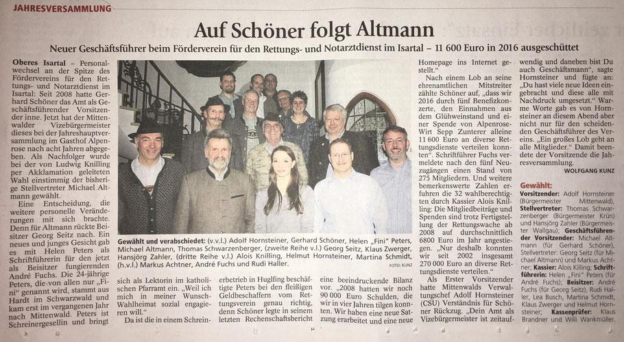 Garmisch-Partenkirchner Tagblatt vom 14.03.2017