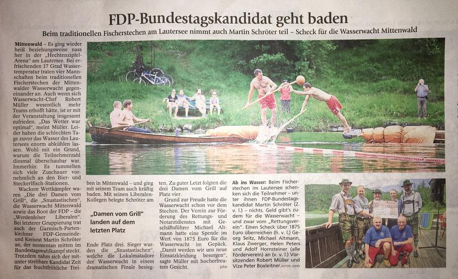 Garmisch-Partenkirchner Tagblatt vom 07.08.2017