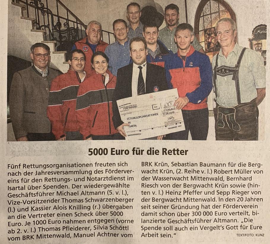 Garmisch-Partenkirchner Tagblatt vom 04.10.2019