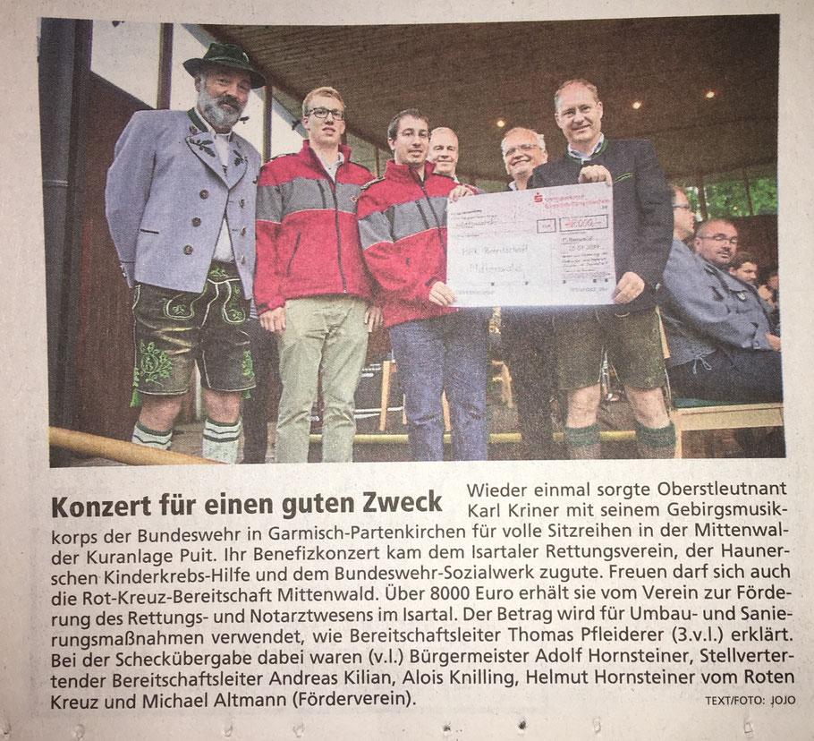 Garmisch-Partenkirchner Tagblatt vom 16.08.2017