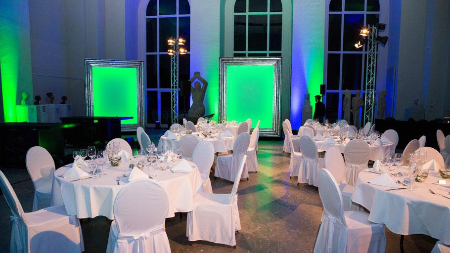 So könnte Ihr Galaevent von der Eventagentur Highlight Eventoffice aus Hannover Ihre Gäste begeistern