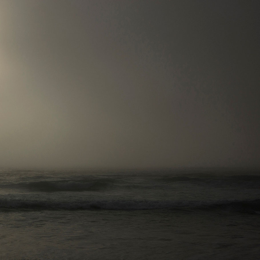"Bild ""sea II"" 2013 - Ultrachrome K3 Pigmentdruck - Auflage 5 + 2 E.A. - 120 x 120 cm Marc Junghans Fotografie"
