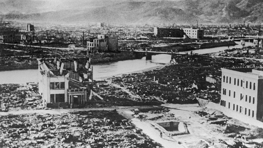 """А этом """"атомная"""" Хиросима."""
