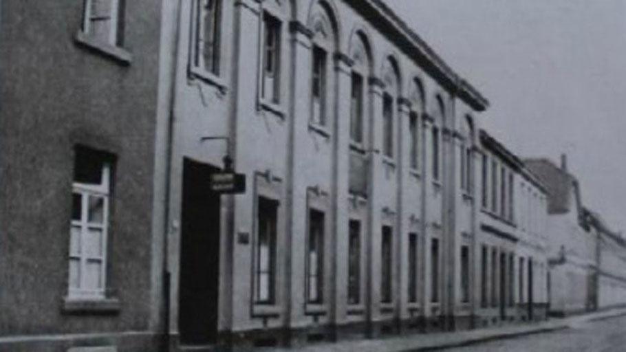 Das Säuglingsheim des Frauenvereins 8Bildrechte: Frauenverein Krefeld)