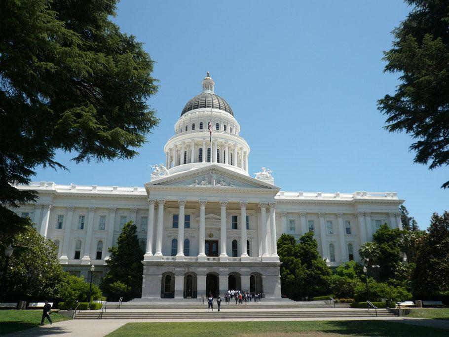 Capitol von Sacramento