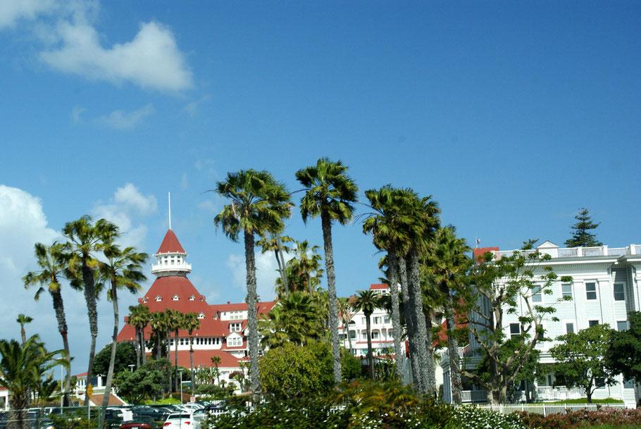 Hotel Coronado - Drehort von Baywatch