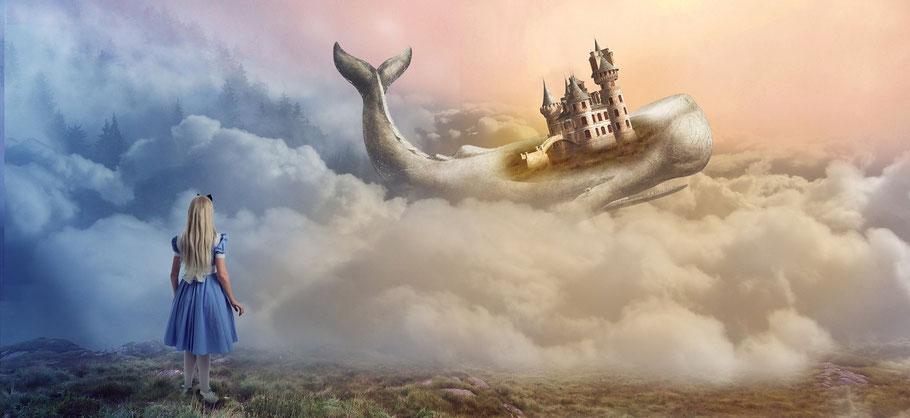 Klarträumen lernen luzides träumen Seele baumelt ganzheitlich gesund und glücklich leben Bewusstsein erweitern