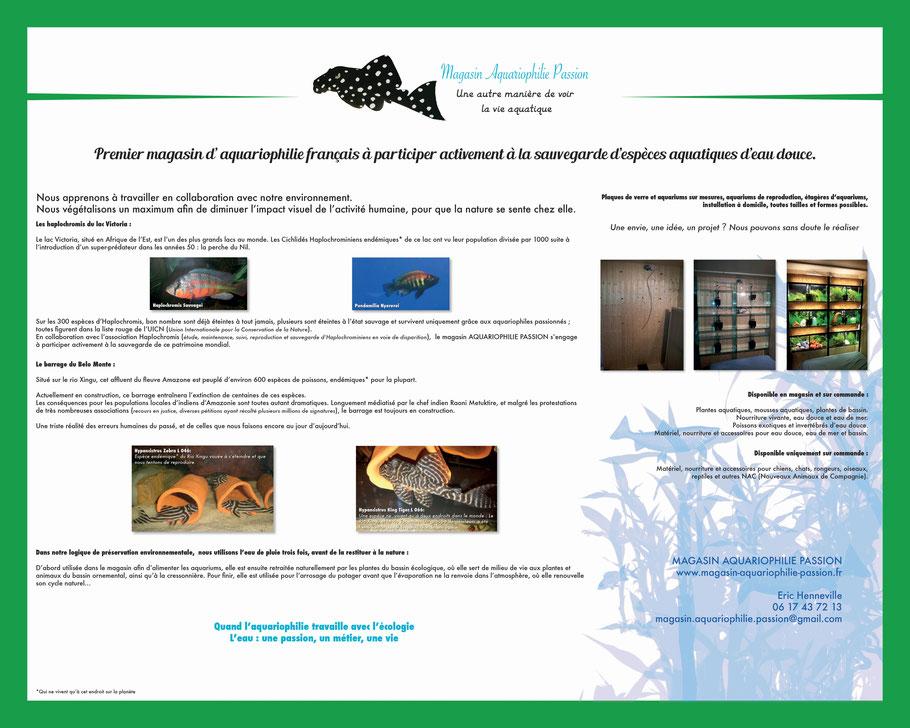 Magasin aquariophilie passion site de magasin for Site aquariophilie