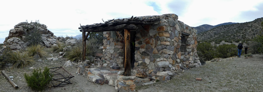 Salas Cabin, Manzano Mountains, Cibola National Forest, New Mexico, hike, hiking, backpacking