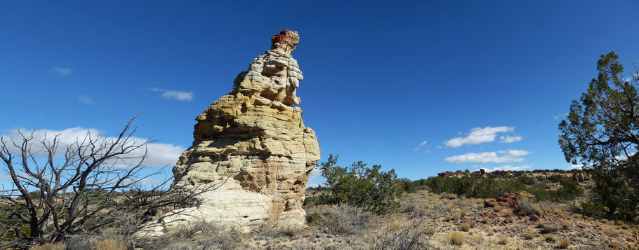 Hoodoo, Tohajiilee, hike, hiking, New Mexico