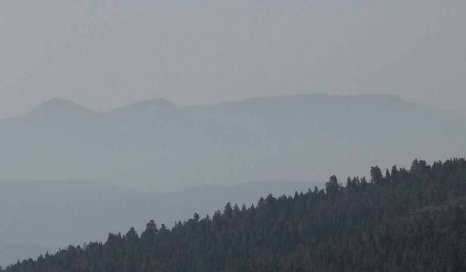 Manzano Mountains, Cibola National Forest, New Mexico