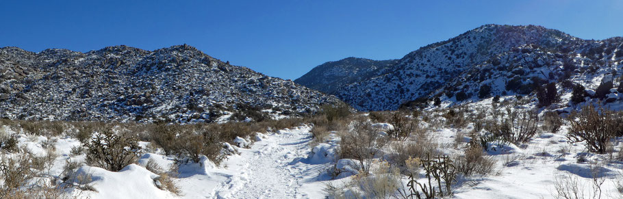 Embudito Trail, Sandia Mountains, Cibola National Forest, Albuquerque, New Mexico