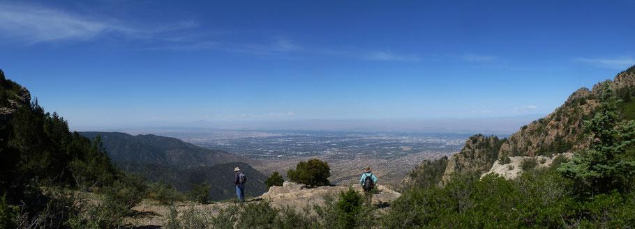 Sandia Mountains, Albuquerque, Cibola National Forest, New Mexico