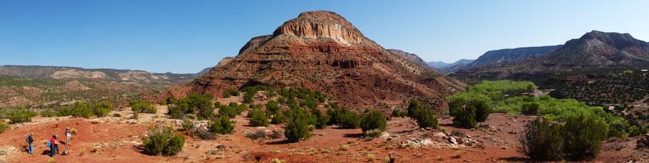 Jemez Mountains, Guadalupe Mesa, Santa Fe National Forest, Jemez Ranger District