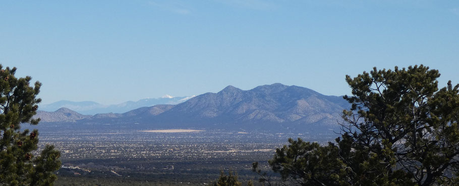 San Antonito Open Space, Cedar Crest, New Mexico