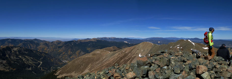 Wheeler Peak, Taos Ski Valley, Carson National Forest, New Mexico