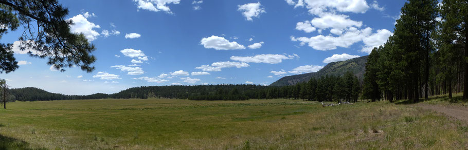 El Cajete, Valles Caldera National Preserve, Jemez Mountains, New Mexico
