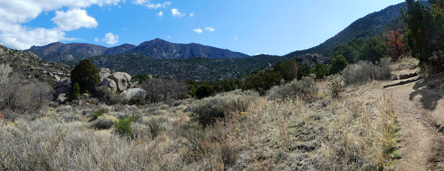 Sandia Mountains, Cibola National Forest, New Mexico