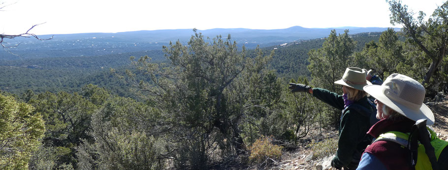 John A. Milne-Gutierrez Canyon Open Space, Cedar Crest, New Mexico