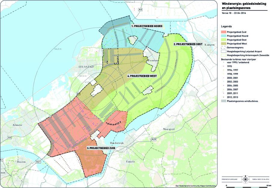 Provinciaal beleid, windenergie, regionale economie, duurzame energie, Flevoland, Dronten, Lelystad, Zeewolde, initiatiefnemers, windparken, Regioplan, ondernemers, buitengebied, risico dragend, participatie