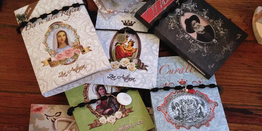 La collection de porte-bonheur de Zia Antonia