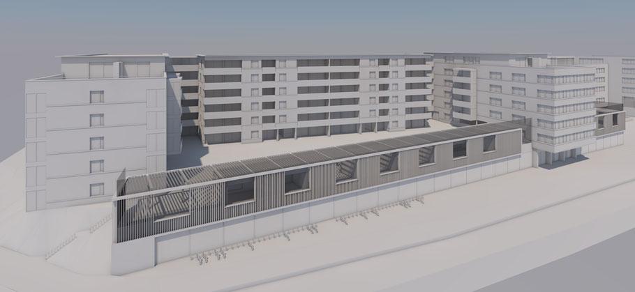 Vorstudie Phase 2 / Altmattpark , Olten