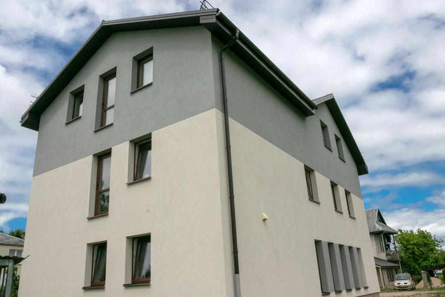 Naujasis vienuolyno pastatas