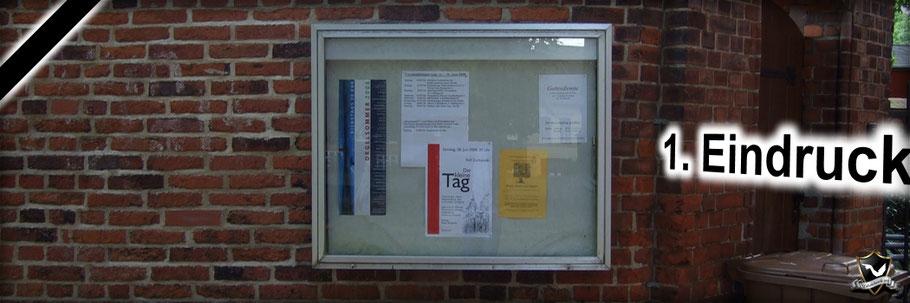 weihnachtlicher Schaukasten, Schaukastengestaltung, Schaukasten Kirche / Gemeinde, Tipps, christliche Poster / Plakate, Kirchenschaukasten, Plakatschmiede.com