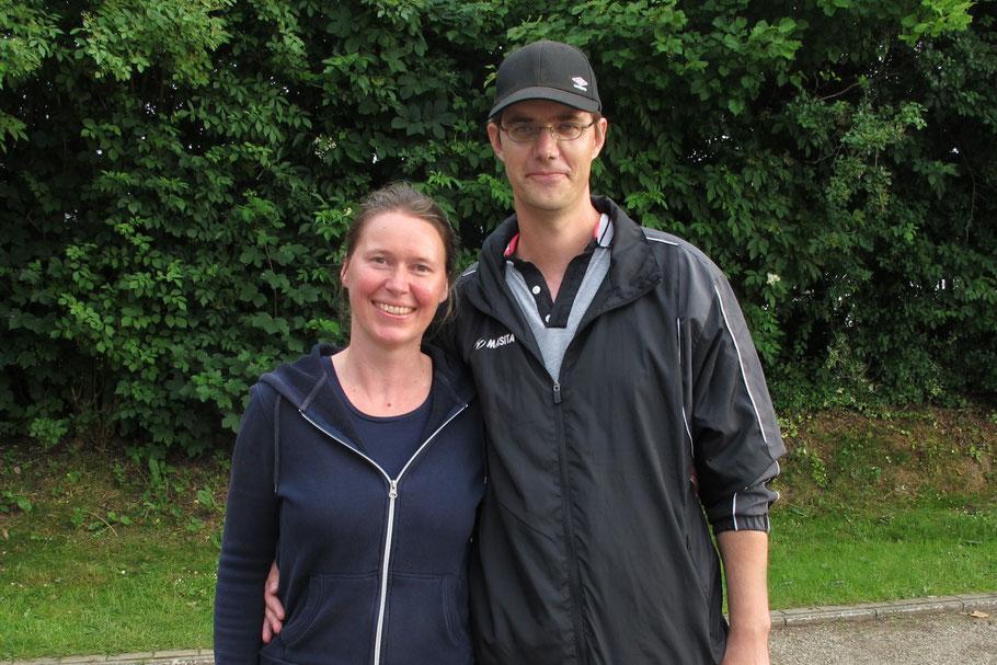 Anja Cornils + Stefan Froschauer - Turniersieger 2018