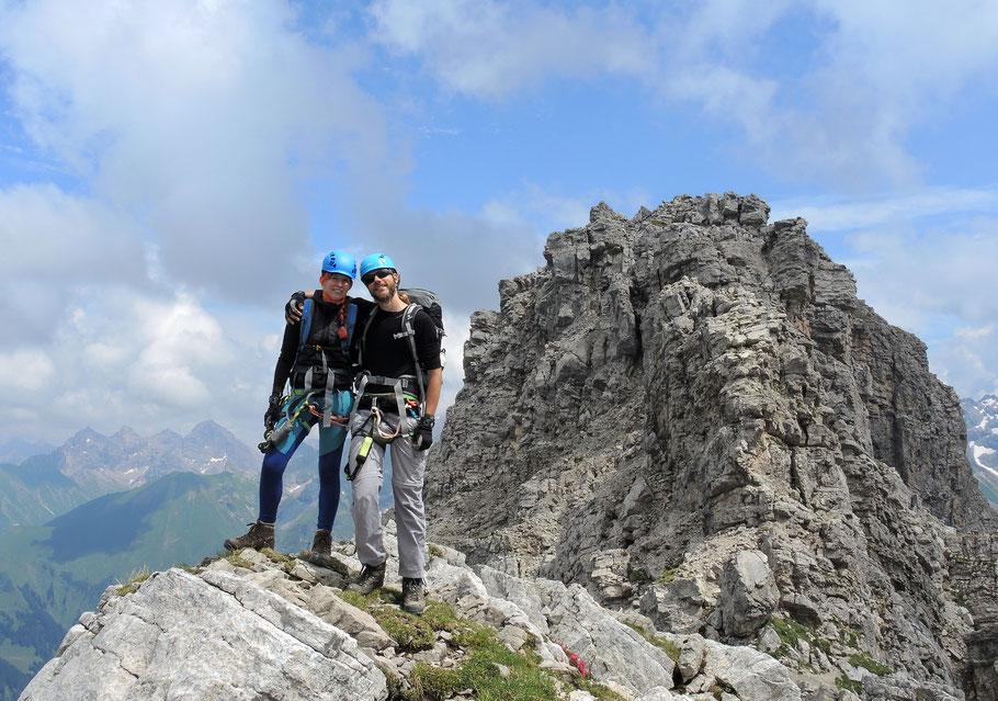 Klettersteig Mindelheimer : Rappenseetal and mindelheimer klettersteig beyondshatteredmoments