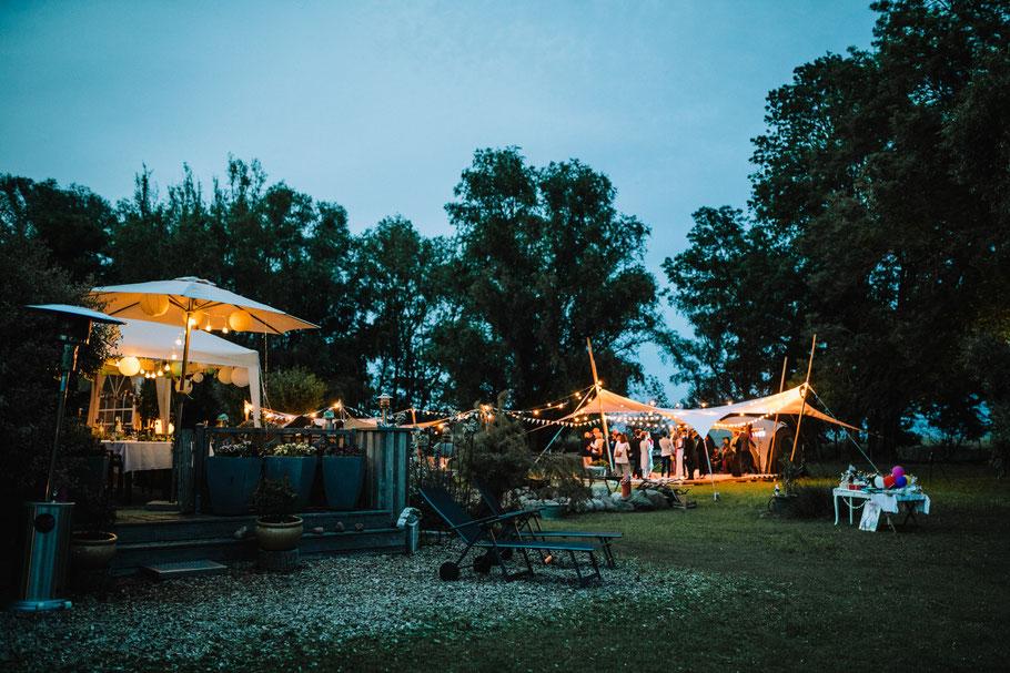 Hochzeit Ferienressort Möwenort