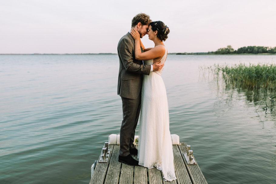 Hochzeit Usedom Achterwasser