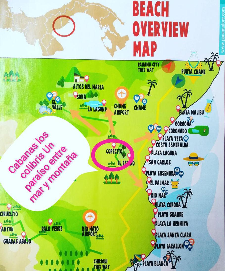 region el coclé panama el valle de anton activités